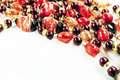 Free Red Necklace Royalty Free Stock Photos - 16311578