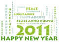 Free 2011. Peace Royalty Free Stock Images - 16316369