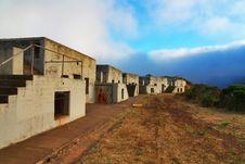 Barracks At Horseshoe Bay Stock Images