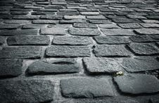 Free Stone Block Pavement Royalty Free Stock Photography - 16311047