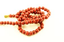 Free Red Necklace Royalty Free Stock Photo - 16311585