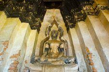 Wat Chai Stock Image