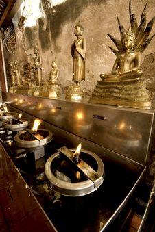 Free Birthday Buddhas. Stock Image - 16313211