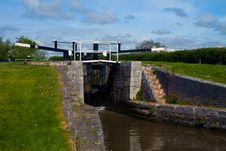 Free Canal Lock Royalty Free Stock Image - 16313846