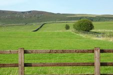 Free Yorkshire Dales Farmland Royalty Free Stock Image - 16314426