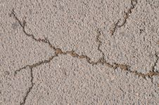 Free Asphalt With Crack Stock Photography - 16314442