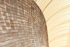 Wooden Arc Royalty Free Stock Photos