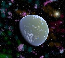 Free Space Landscape Stock Photos - 16314763