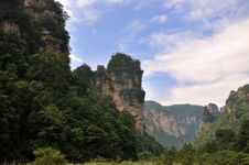 Free Canyon And Mountains Royalty Free Stock Photos - 16315018