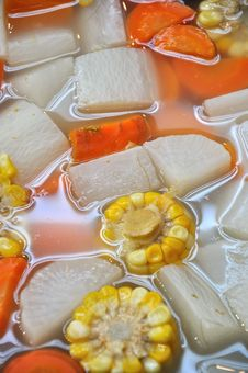 Free Water Boiled Food Royalty Free Stock Image - 16315046