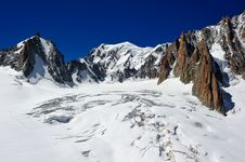 Free Monte Bianco Royalty Free Stock Images - 16315309