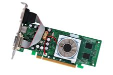 Free Video Card Stock Image - 16316141