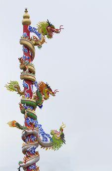 Free Dragon Stock Photo - 16316300
