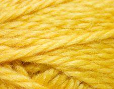 Free Close Up Of Woolen Knittin Ball Royalty Free Stock Photo - 16316485