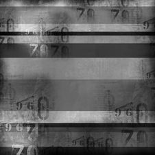 Free Striped Grunge Background Royalty Free Stock Photography - 16316697