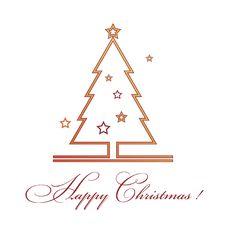 Free Christmas Tree 2 Royalty Free Stock Image - 16316966