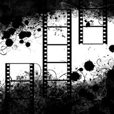 Free Film Strips Royalty Free Stock Photo - 16317105