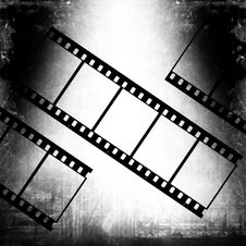 Free Film Strips Royalty Free Stock Images - 16317109