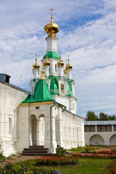 Free Old Church In Yaroslavl, Russia Stock Photography - 16317282