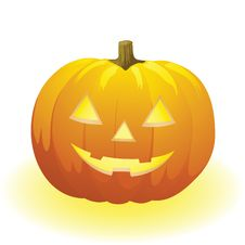 Free Halloween Pumpkin Royalty Free Stock Images - 16317529