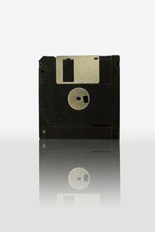 Free Disk Royalty Free Stock Photos - 16317658