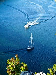 Free Boats Royalty Free Stock Photo - 16317865