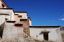 Free Tibetan Buildings Stock Photography - 16318262