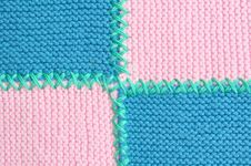 Free Knitted Fabrics Stock Photo - 16318440