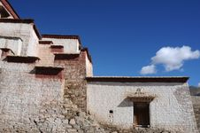 Free Tibetan Buildings Stock Photos - 16318443