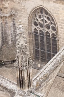 Free Detail Of Sevilla Cathedral Royalty Free Stock Images - 16318779