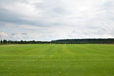 Free Golf Field Stock Photography - 16318982