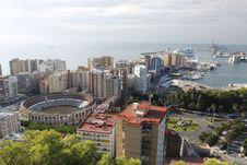 Malaga Scenery Stock Photos