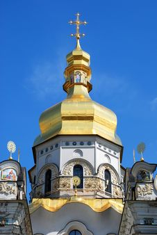 Free Sophia S Church In Kiev Royalty Free Stock Photos - 16319668