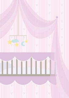 Free Baby Cradle Stock Photo - 16319860