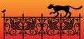 Free Cat And Bird Royalty Free Stock Photo - 16323065
