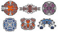 Free Patterned Ceramic Royalty Free Stock Photo - 16326685