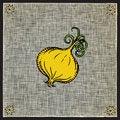 Free Onion Woodcut Stock Images - 16326894