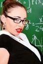 Free Attractive Teacher Stock Photography - 16327782