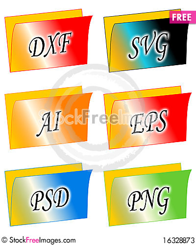 Free File Folders Stock Photos - 16328873