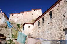 Free Tibetan Buildings Stock Photography - 16320042