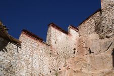 Free Tibetan Buildings Royalty Free Stock Image - 16320296