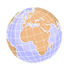 Free World Map Stock Photos - 16320613
