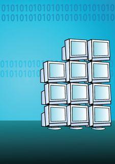 Free Computer Generation Stock Image - 16320701