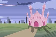 Free Taj Mahal Agra India Stock Image - 16320881