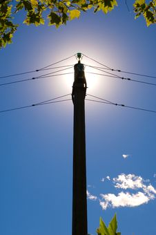 Free Electrical Pylon Stock Photos - 16321383