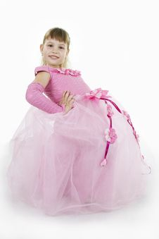 Free Girl Princess. Royalty Free Stock Photography - 16321507