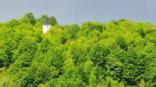 Free Slovenian Church No.1 Royalty Free Stock Photo - 16321595