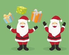 Free Santa Clause Illustration Stock Photography - 16321622
