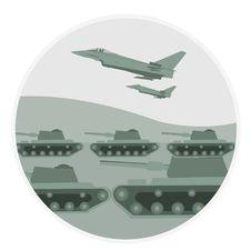Free War Royalty Free Stock Image - 16321636