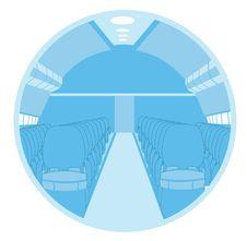 Free Cabin Interior Stock Image - 16321761